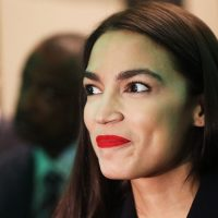 SICK. Ocasio-Cortez Helps Raise Money for Jailed Antifa Terrorists Who Threw Urine Bombs and Attacked Police