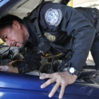 CBP 'extracts' illegal — hidden in car dashboard!