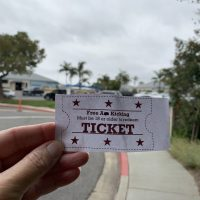 Mother hands out 'free ass kicking' tickets to middle school bullies