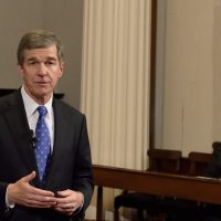 North Carolina Governor Roy Cooper Wants Gun Control After UNCC Shooting