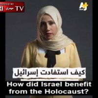 Figures. Facebook Allowed Anti-Semitic Al-Jazeera Video That Claimed the Holocaust was a Hoax