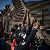 Armed patriots vow continued patrols as monthly border crossings reach 100,000