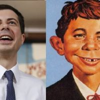 Nailed It! President Trump Introduces New Nickname for Mayor Pete Buttigieg — Alfred E. Neuman from Mad Magazine