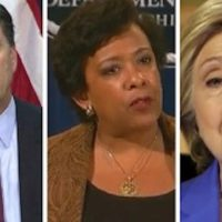 SOMEONE IS LYING: James Comey And Loretta Lynch Offer Contradictory Versions Of Hillary Email Investigation