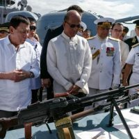 Filipino President Duterte Wants to Hand Out 42,000 Free Guns to Public to Battle Drugs and Crime