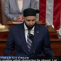 Outrageous! Pelosi Gives Congressional Opening Prayer Duties to Anti-Semitic Imam who Compared Jews to Nazis