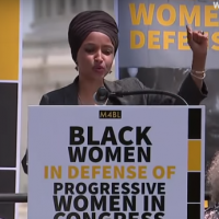OMAR UNLEASHED: America not going to be 'country of white people', Republicans 'goons', Dems racist