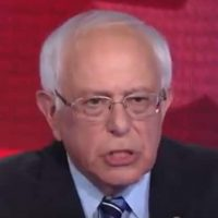 Bernie Sanders Admits He'll Raise Taxes On The Middle Class During Second Dem Debate (VIDEO)
