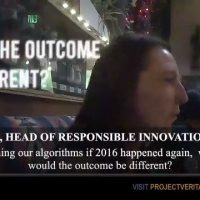 Google-YouTube Deletes Project Veritas Video Exposing Google Interfering with Elections Against Conservatives