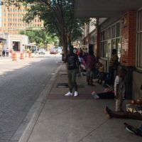 Hundreds of Illegal Aliens From Ebola-Stricken Congo Dumped in the Streets of San Antonio