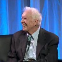 Breaking Video: Jimmy Carter Says Trump Is an Illegitimate President Put in Office by Russia
