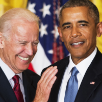 Joe Biden Says A Lot Of People Were 'Left Behind' Under The Obama Administration