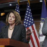 Trump gets truly brutal: Forces Nancy Pelosi to defend the very leftists trying to oust her