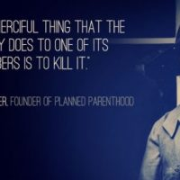 The Humanitarian Hoax Of Planned Parenthood: Killing America With Kindness – Hoax 34