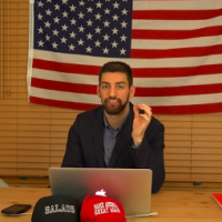 YouTuber and Congressional Candidate Joseph Saladino Condemns Opponent's Amnesty Vote