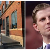 Spit on Trump's son, pass GoFundMe, and collect $5,000