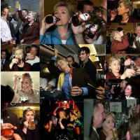 "Is Hillary Drinking Again? Hillary Tries to Troll Trump and InfoWars After Trump's Mega Rally in Orlando – Claims She's ""Blessed with Stamina"""