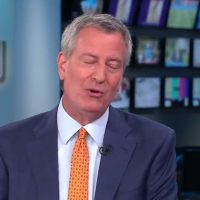 De Blasio not discouraged by 0% support in IA: 'Nowhere to go but up'