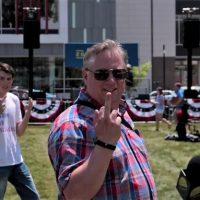 VIDEO: Pro-Trump news crew assaulted at Buttigieg Cedar Rapids rally