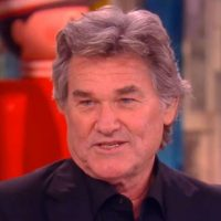 FLASHBACK:  KURT RUSSELL: 'The Last Thing I Like To Watch Is Entertainers Or Actors Get Political' (VIDEO)