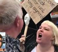 "UNHINGED NUTCASE Who Abused and Screamed ""Nazi Scum!"" at Elderly Trump-Supporting Grandpa May Now Lose Her Job (VIDEO)"