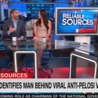 Daily Beast Editor-in-Chief Defends Story Doxing Black Trump Supporter Over Viral Pelosi Meme (VIDEO)