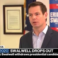Eric Swalwell Announces He Will Run for Re-election, Breaking Promise to Give Up Seat if He Ran for President