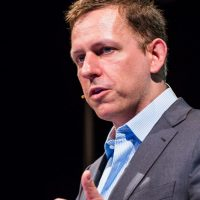 Peter Thiel: Investigate Google Over 'Treasonous Decision to Work with the Chinese Military'