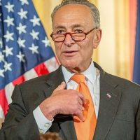 Schumer suddenly decides Jeffrey Epstein's money is tainted