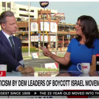 Rashida Tlaib: Israel 'exists' to the 'detriment' of Palestinians