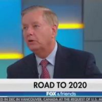 "Lindsey Graham Defends Trump – Calls AOC, Ilhan Omar and 'The Squad' ""A Bunch of Communists"" (VIDEO)"
