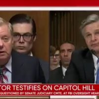 "FBI Director Wray Claims Russians Are ""Absolutely Intent"" on Trying to Interfere with 2020 Election (VIDEO)"