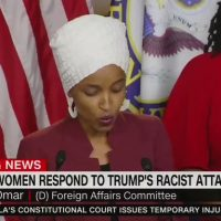 OMAR: 'It's time for us to impeach this president'