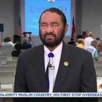 DEM REP. AL GREEN: 'No limit on number of times' Dems will attempt to impeach Trump