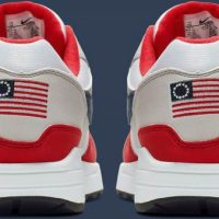 "Get Woke, Go BROKE: Americans Are Boycotting Nike After Company Stops Selling ""Offensive"" Betsy Ross American Flag Themed Shoes (VIDEO)"
