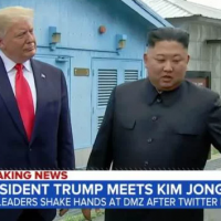 """South Korean President: Trump Has Now Made the Demilitarized Zone a """"Symbol of Peace"""" (VIDEO)"""