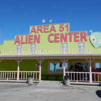 Air Force: Area 51 Raid is 'Highly Discouraged'
