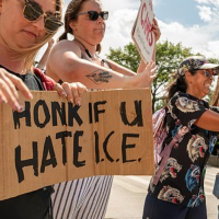 100 'Abolish ICE' Protestors Arrested for Blocking New York Highway