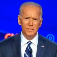 Confused elderly man Joe Biden offers condolences for 'tragic events in Houston today and also in Michigan'