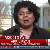 CNN's April Ryan Explains Bodyguard's Assault on Journalist to CNN