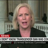 "Gillibrand: My Campaign Was ""Ahead of Its Time."""