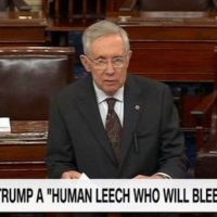 Harry Reid Has a Fever and the Only Cure is Eliminating Checks and Balances