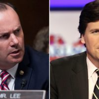 Tucker Carlson RIPS Senator Mike Lee for Capitulating to Google, Big Tech
