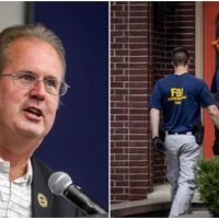 DRAINING THE SWAMP: Union President Has Home Raided by FBI and IRS in Corruption Probe