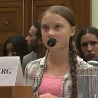 """You're Not Trying Hard Enough!"" – Swedish Teen Activist Exploited by Left Lectures US Congress on Alleged Climate Change (VIDEO)"