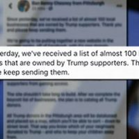Liberals In Pittsburgh Announce Boycott Of Local Businesses For Trump Support, Backlash Ensues