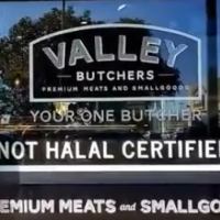 Australian Butcher Refuses to Remove Sign After it Was Declared to be Offensive