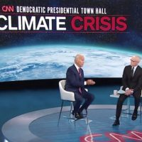 Hilarious lineup of commercials for CNN's climate hysteria town hall