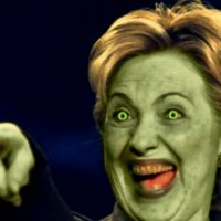 HILLAWEEN 3: Clinton Rises From Dead, Still Might Make 2020 Run