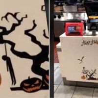 McDonald's Apologizes Over 'Possibly Racist' Halloween Decorations